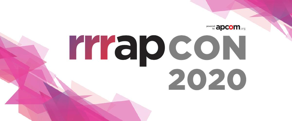 APCOM Community Summit: RRRAP Con 2020