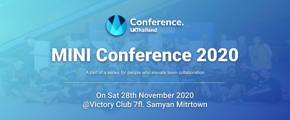 UXTH Mini Conference 2020