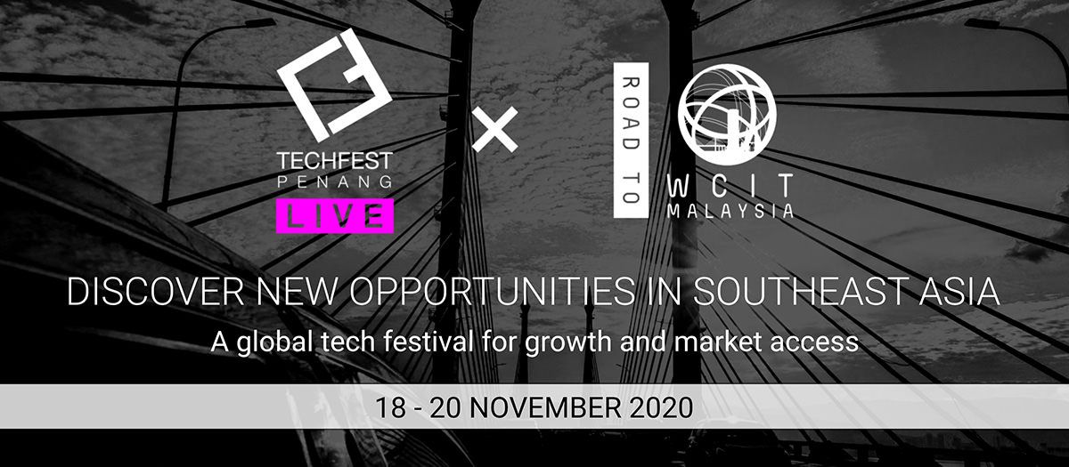 TECHFEST Live ft. Road-To-WCIT Malaysia (Virtual Booth)